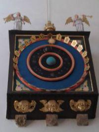 Wimborne Minster Clock