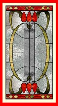 stained glass 76