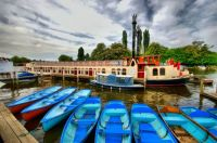HDR of The New Orleans at Henley-on-Thames - 30th Apr 2011