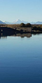 Ohau Canal nr Twizel NZ