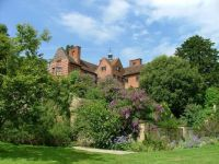 photograph of Churchill's former home, Chartwell