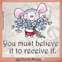 You must Believe...
