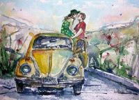 Love and  a VW
