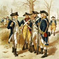 Washingtons infantry