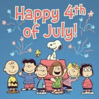 Peanuts 4th