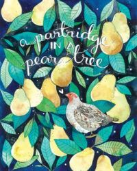A Partridge in a Pear Tree - Ana Victoria Calderon
