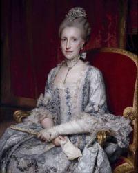Anton Raphael Mengs Portrait of Maria Luisa of Spain 1770