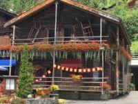 Old Swiss Farm Building