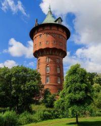 Wasserturm Cuxhaven 07-2016