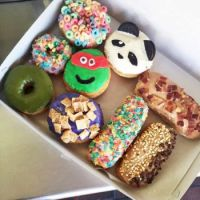 California Donuts, USA..