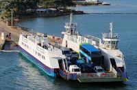 Bramble Bush Bay Ferry, Poole Harbour
