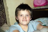 Lukášek - vnuk
