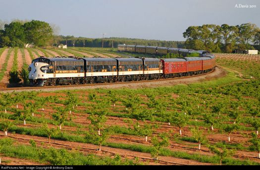 125-South Carolina, Trenton-Norfolk Southern