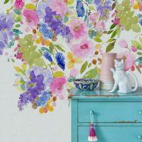 Wisteria Garden Wallpaper