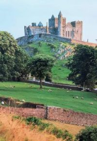 The Rock of Cashel, County Tipperary, Republic of Ireland
