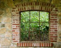 window into green