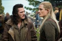 Bard and Legolas