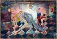 Rosa Sepple Artwork  -  'Must be the Tango'