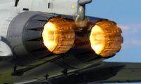 Afterburner engines