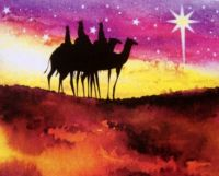 Epiphany - The Journey of the Magi...