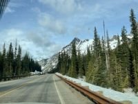 North Cascade Highway, Washington State