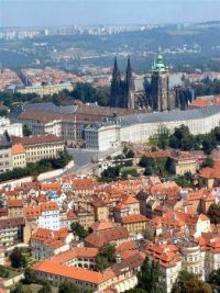Hradcany - the Castle District, Prague