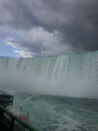 American Falls, from the Maid of the Mist