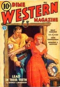 Dime Western Magazine December 1932