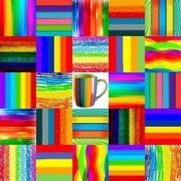 Rainbow Flips  575a