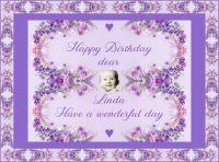 Happy Birthday dear Linda (Linda1802)