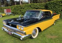 """Ford """"Galaxie 500"""" - Skyliner Convertible - 1959"""