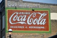 Coca Cola Ghost Sign 1