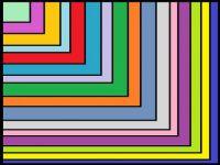 080618 Geometric - Bent Stripes