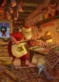 Christmas - Santa Bakes