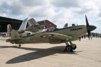 Vickers-Supermarine 395 Seafire F.XVII G-KASX