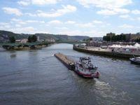 The Seine, Rouen