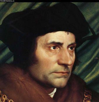 Hans Holbein  Sir Thomas More