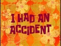 I Had An Accident - Title Card