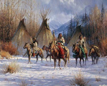 112195-Native_Americans-nature-artwork
