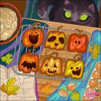 Halloween Nibbles.