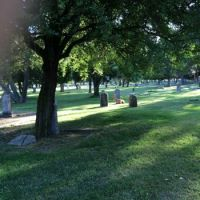 Ross Bay Cemetery-Victoria BC Canada