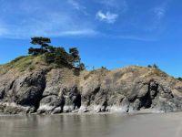 Battle Rock Southern Oregon Coast