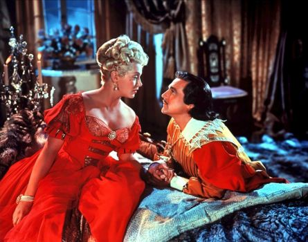 THE THREE MUSKETEERS - GENE KELLY & LANA TURNER - M.G.M.1948