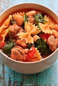 Italian Winter Soup