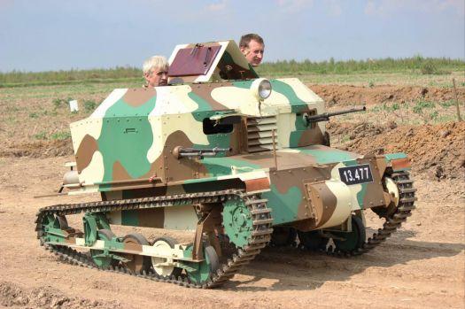 Little tank ČKD v.33