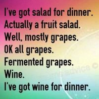 Wine Time...
