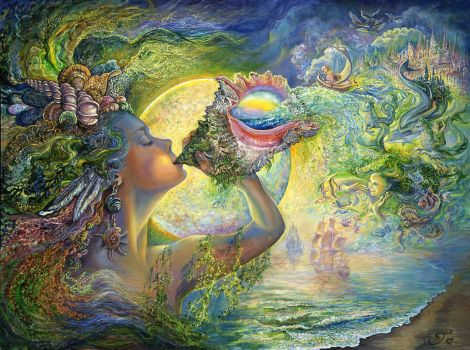 call of the sea by josephine wall