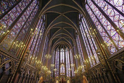 Saint-Chapelle-Paris