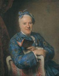 Maurice Quentin de la Tour - Portrait of Pierre-Louis Laideguive (1761)