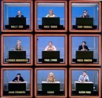 Hollywood-squares